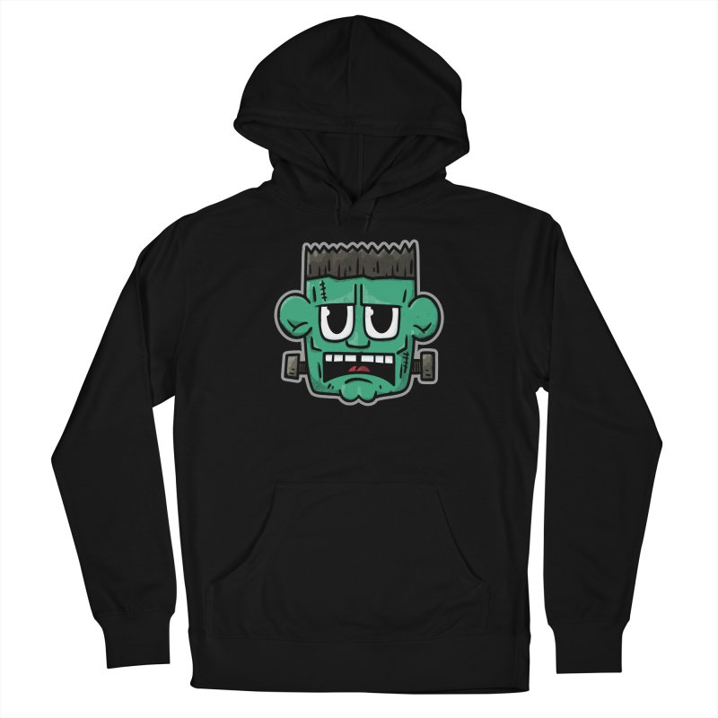 Frank's Monster - for black shirts Men's Pullover Hoody by Animal Monster Robot