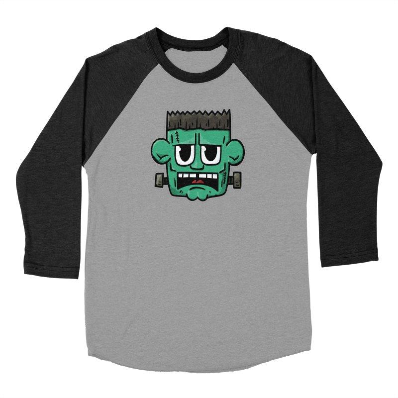 Frank's Monster - for black shirts Men's Longsleeve T-Shirt by Animal Monster Robot