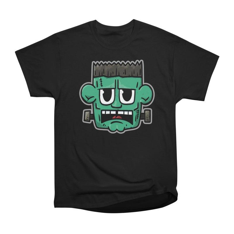 Frank's Monster - for black shirts Women's T-Shirt by Animal Monster Robot