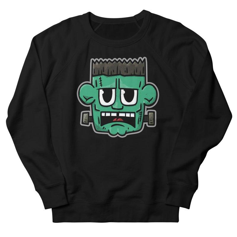 Frank's Monster - for black shirts Women's Sweatshirt by Animal Monster Robot