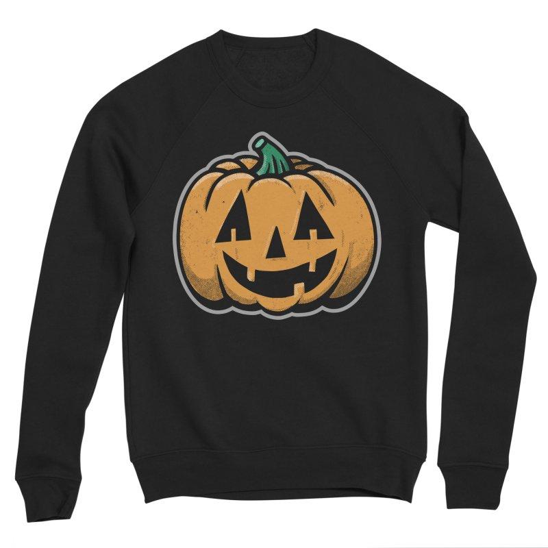 Jack-O-Lantern - for black shirts Women's Sweatshirt by Animal Monster Robot