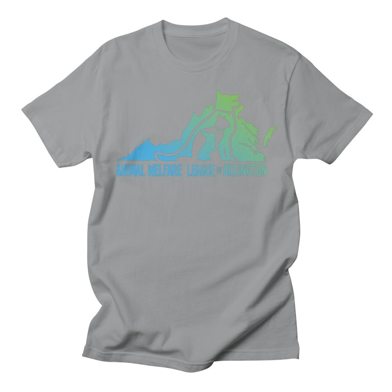 AWLA Virginia State - COLOR Women's Regular Unisex T-Shirt by Animal Welfare League of Arlington Shop