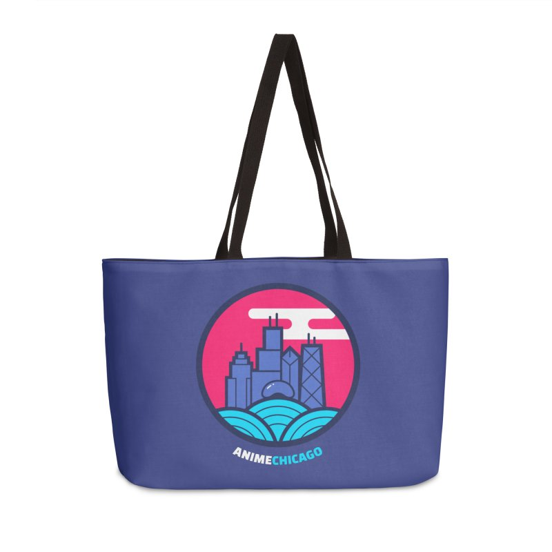 AnimeChicago Crest in Weekender Bag by AnimeChicago Store