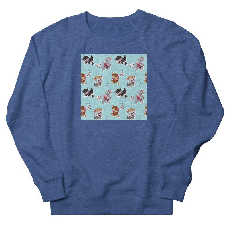 Zombie Cats Women's Sweatshirt by anion2's Artist Shop