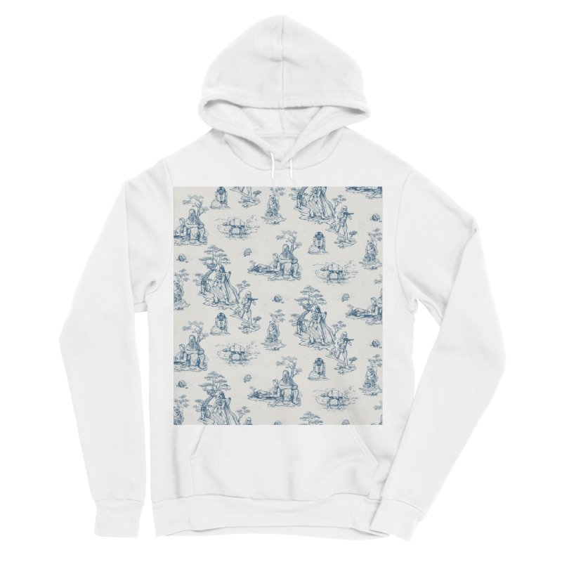 Toile de Star Wars Men's Pullover Hoody by anion2's Artist Shop