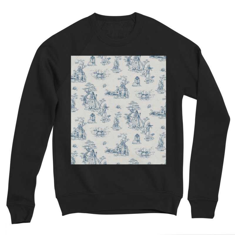Toile de Star Wars Men's Sponge Fleece Sweatshirt by anion2's Artist Shop