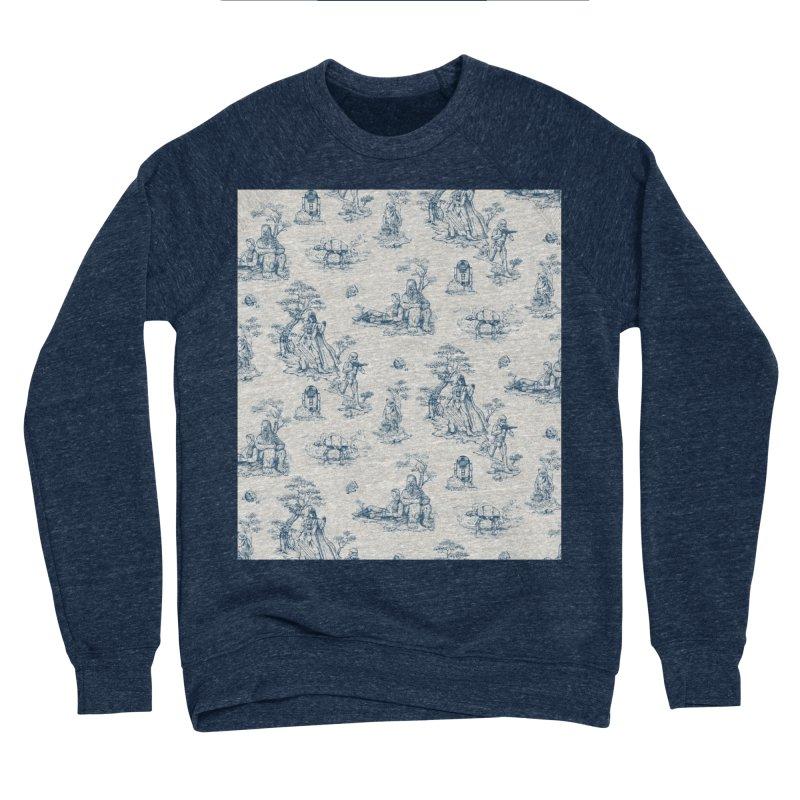Toile de Star Wars Men's Sweatshirt by anion2's Artist Shop