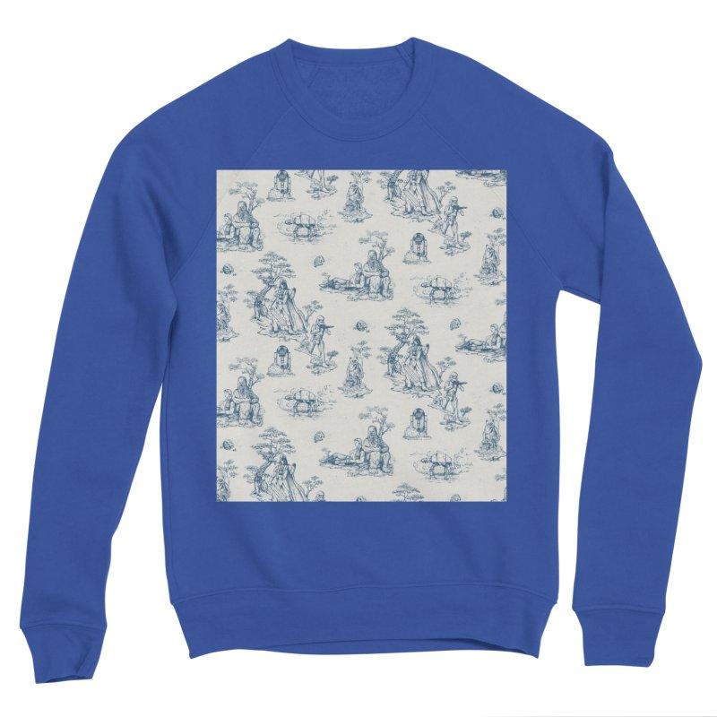 Toile de Star Wars Women's Sponge Fleece Sweatshirt by anion2's Artist Shop