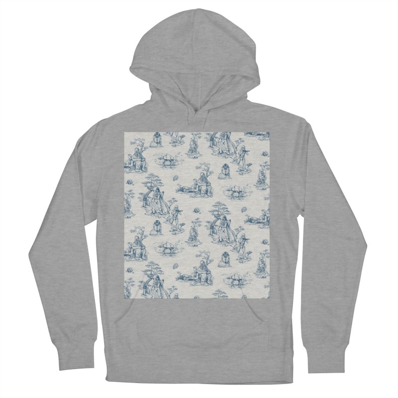 Toile de Star Wars Women's Pullover Hoody by anion2's Artist Shop