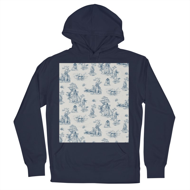 Toile de Star Wars Women's French Terry Pullover Hoody by anion2's Artist Shop