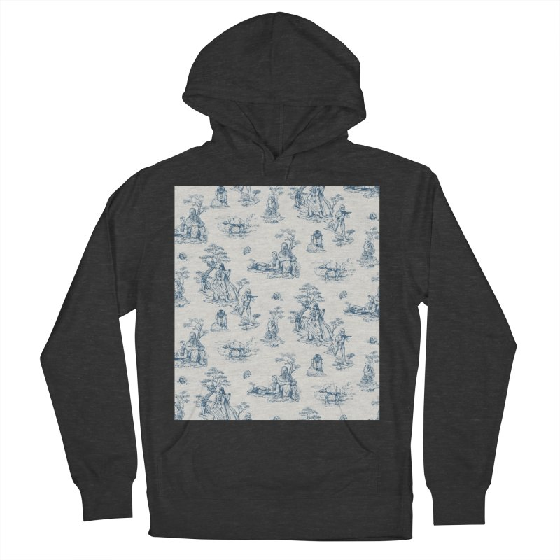 Toile de Star Wars Men's Pullover Hoody by anion2's Artist Shop
