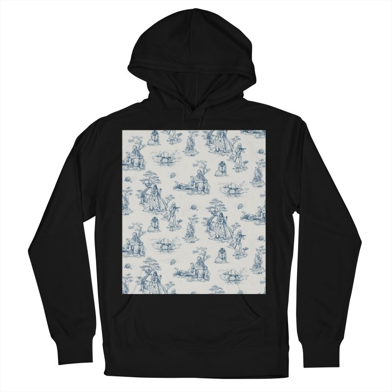 Toile de Star Wars Men's French Terry Pullover Hoody by anion2's Artist Shop