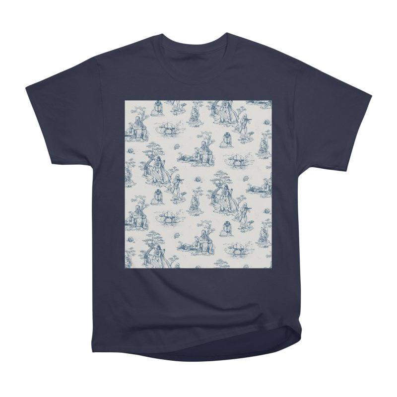Toile de Star Wars Women's Classic Unisex T-Shirt by anion2's Artist Shop