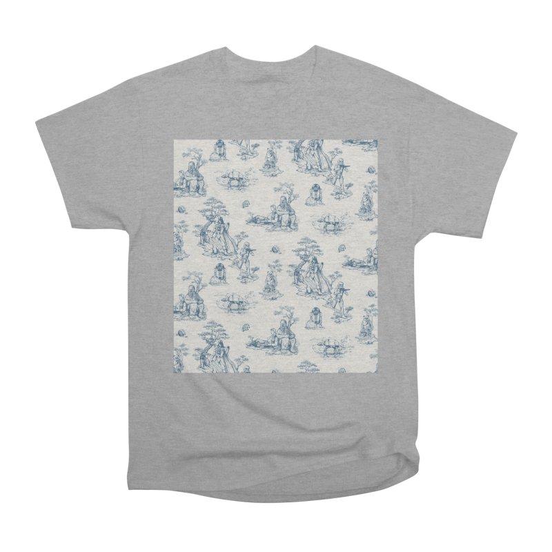 Toile de Star Wars Women's Heavyweight Unisex T-Shirt by anion2's Artist Shop