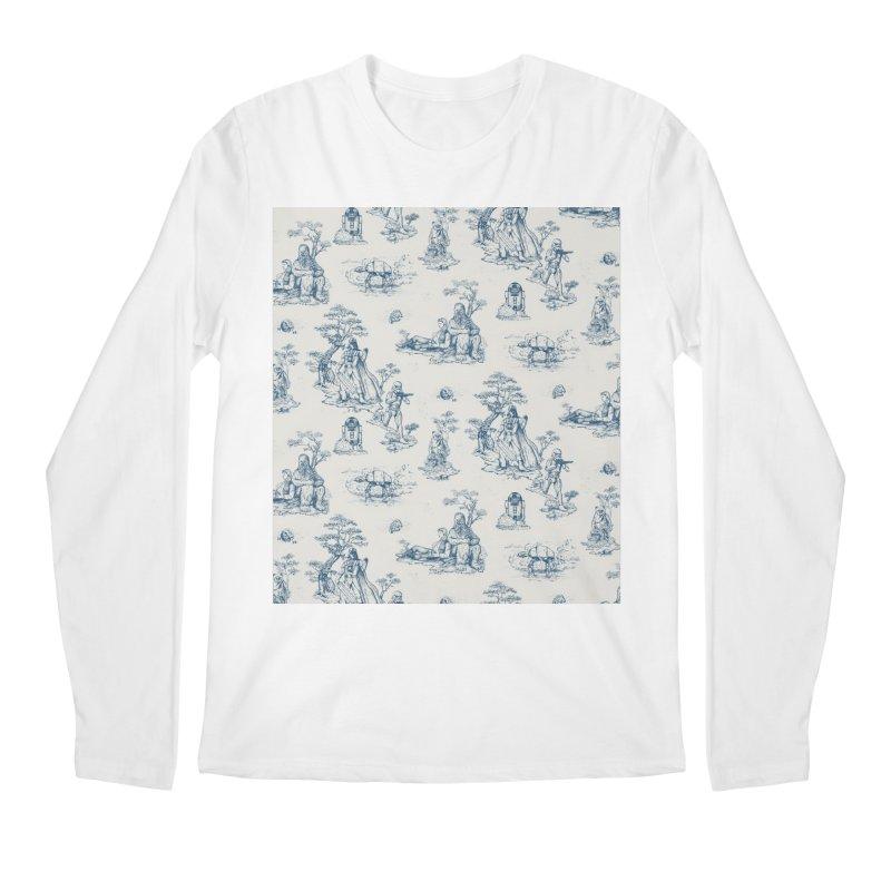 Toile de Star Wars Men's Longsleeve T-Shirt by anion2's Artist Shop