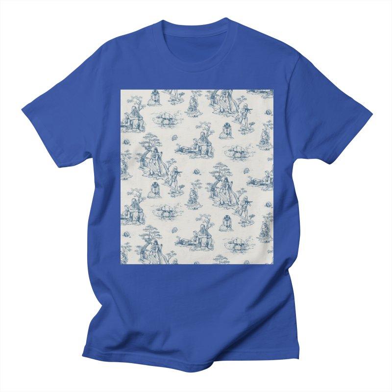 Toile de Star Wars Men's Regular T-Shirt by anion2's Artist Shop