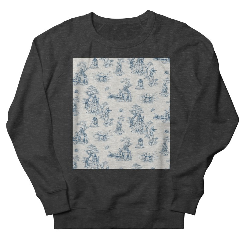 Toile de Star Wars Women's Sweatshirt by anion2's Artist Shop