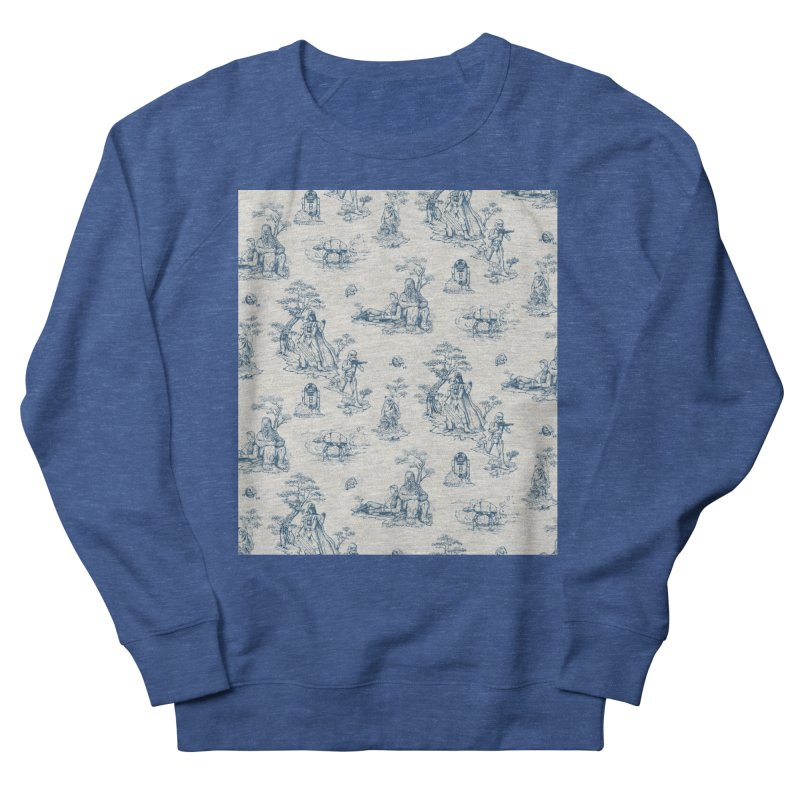 Toile de Star Wars Women's Sweatshirt by anion2's Artist Shop