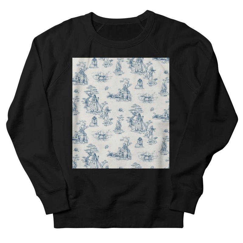 Toile de Star Wars Women's French Terry Sweatshirt by anion2's Artist Shop