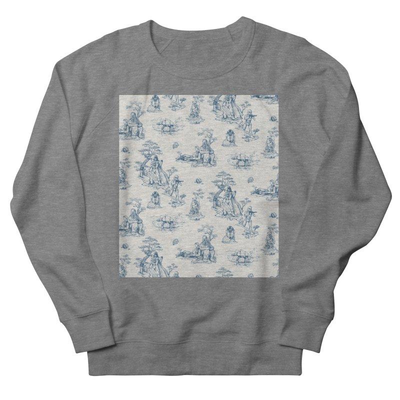 Toile de Star Wars Men's French Terry Sweatshirt by anion2's Artist Shop