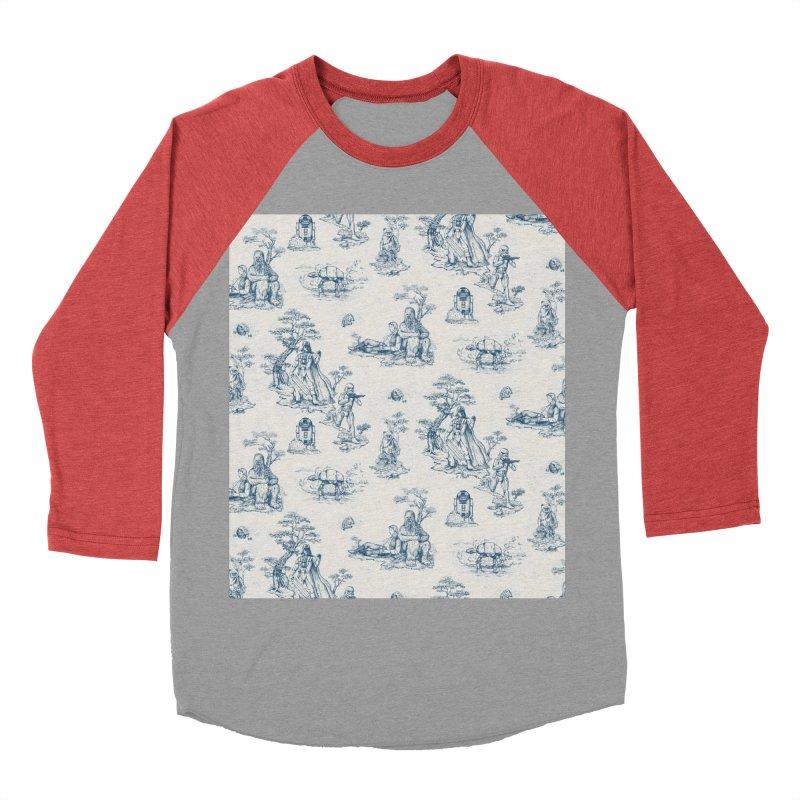 Toile de Star Wars Men's Baseball Triblend T-Shirt by anion2's Artist Shop