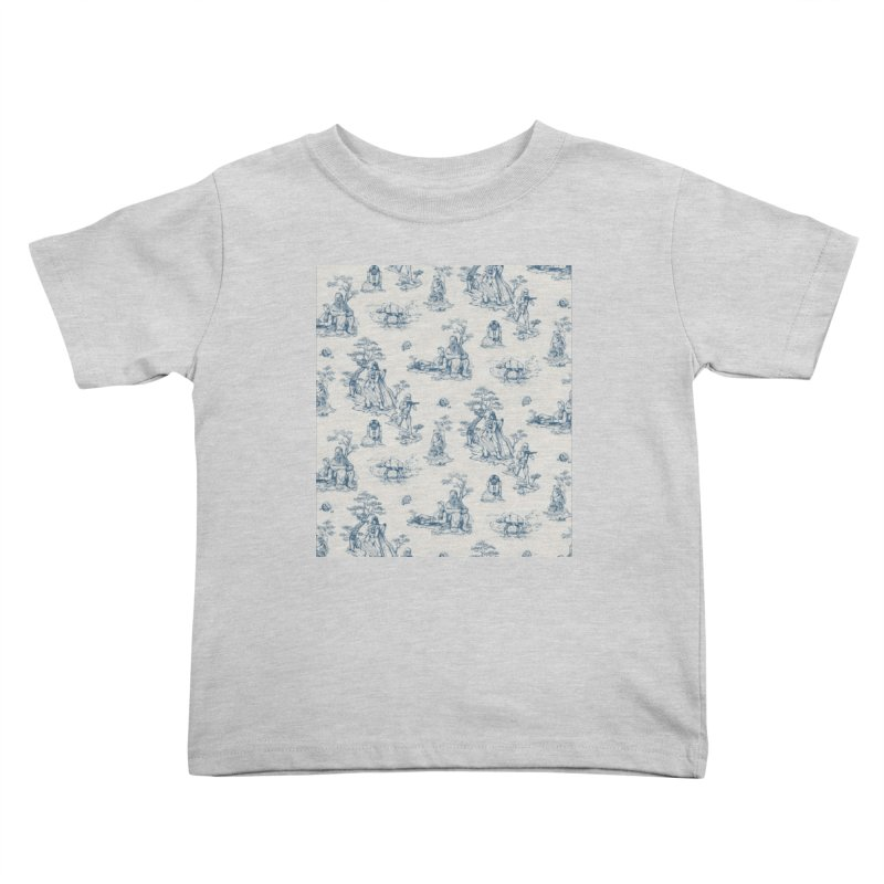 Toile de Star Wars Kids Toddler T-Shirt by anion2's Artist Shop