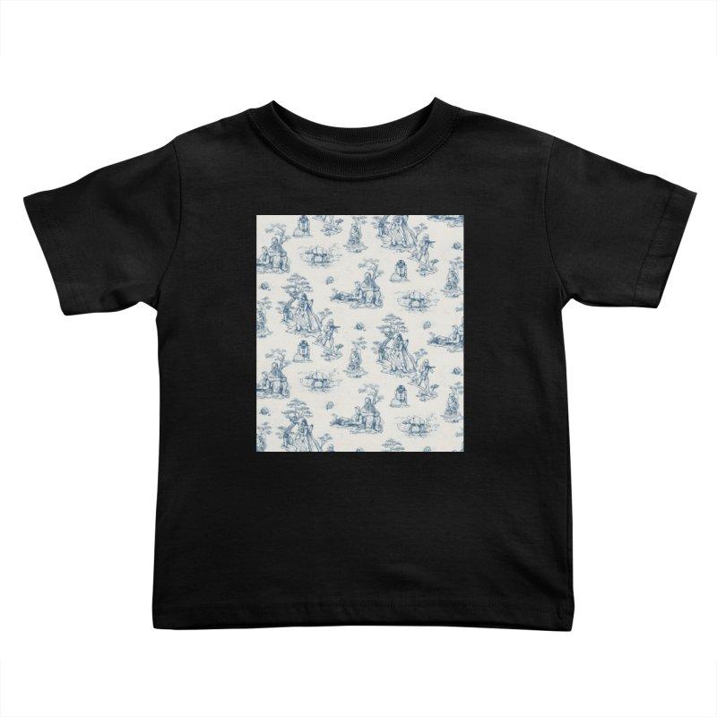 Toile de Star Wars Kids Toddler T-Shirt by anion2's Artist Shop