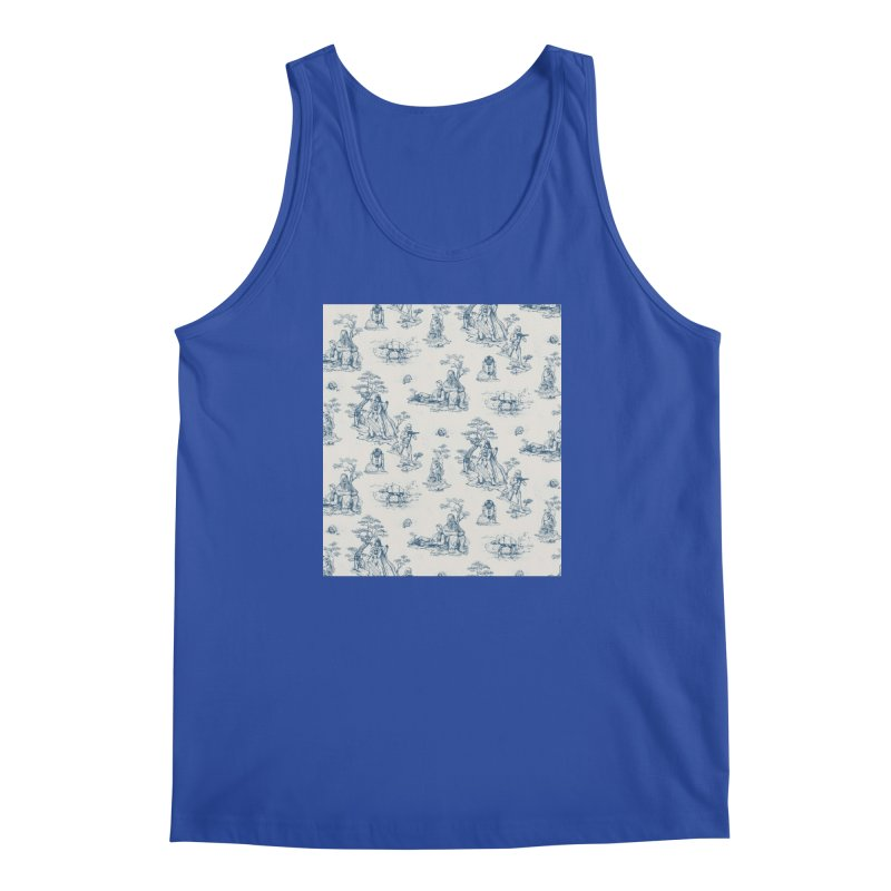 Toile de Star Wars Men's Regular Tank by anion2's Artist Shop