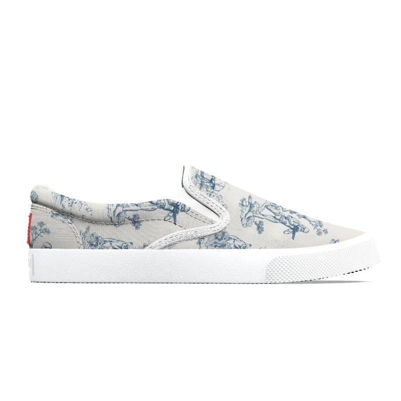 Toile de Star Wars Women's Shoes by anion2's Artist Shop