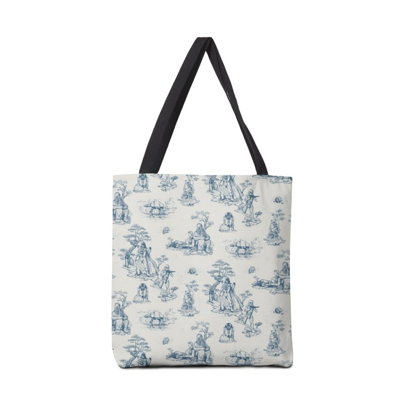 Toile de Star Wars Accessories Tote Bag Bag by anion2's Artist Shop