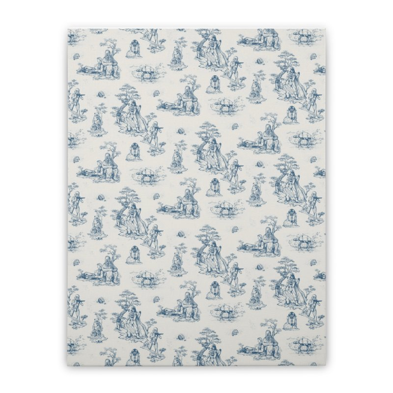 Toile de Star Wars Home Stretched Canvas by anion2's Artist Shop