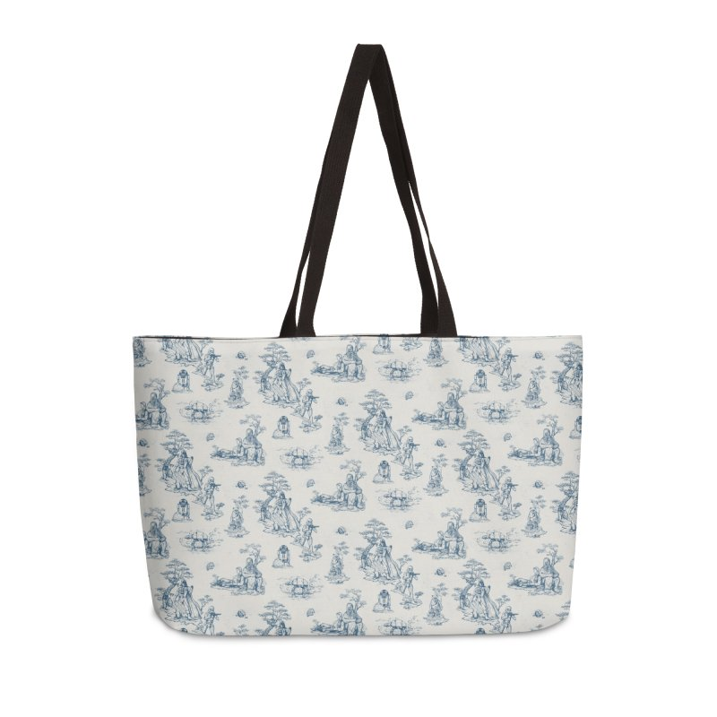 Toile de Star Wars Accessories Weekender Bag Bag by anion2's Artist Shop