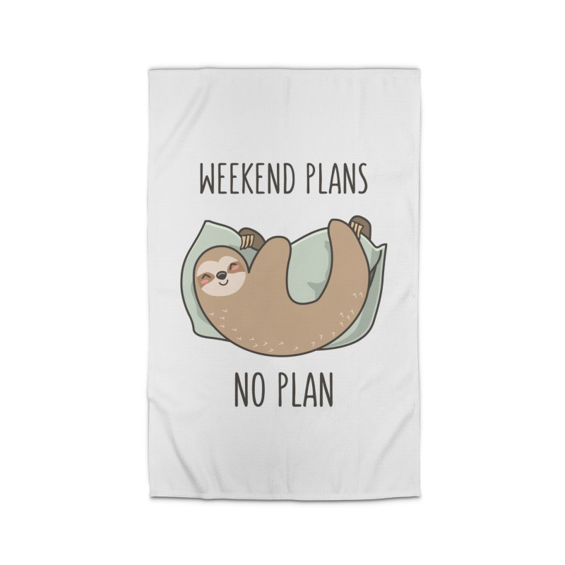 Weekend Plans Home Rug by anishacreations's Artist Shop