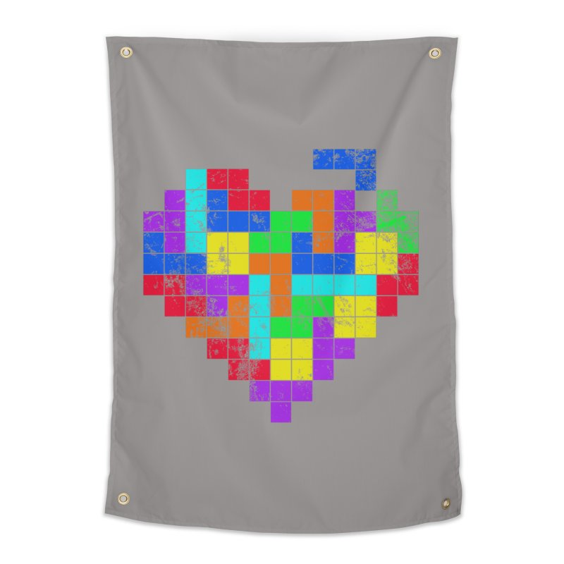 The Game of Love Home Tapestry by anishacreations's Artist Shop