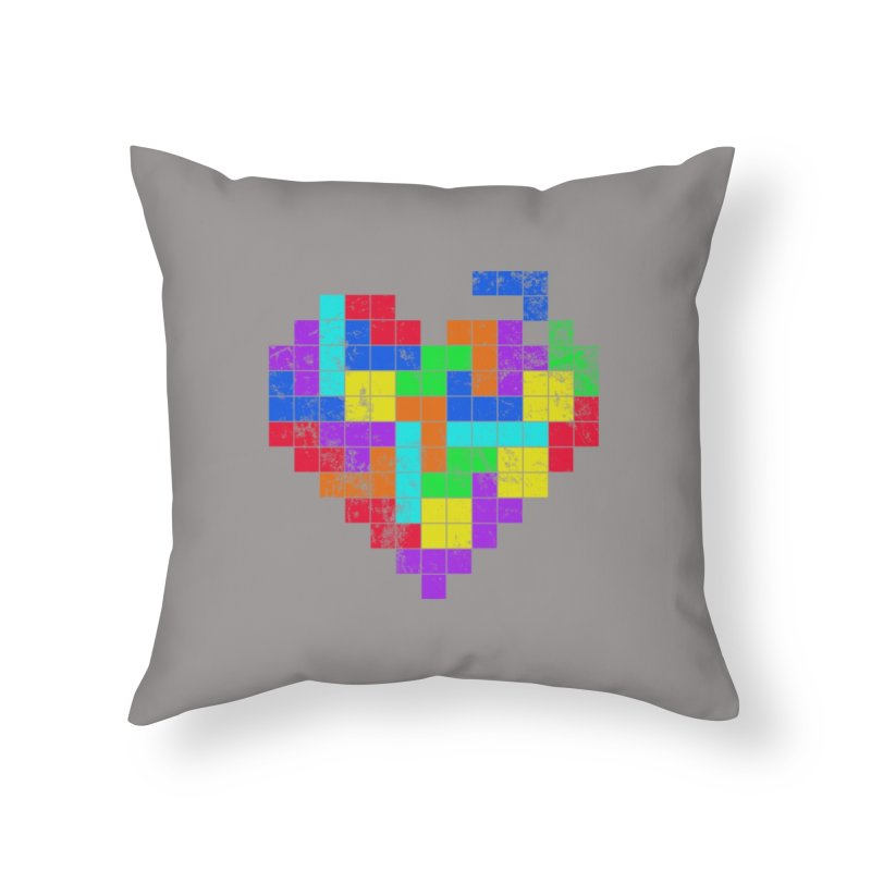 The Game of Love Home Throw Pillow by anishacreations's Artist Shop
