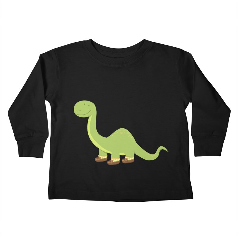 ApatoSHOErus! Kids Toddler Longsleeve T-Shirt by anishacreations's Artist Shop