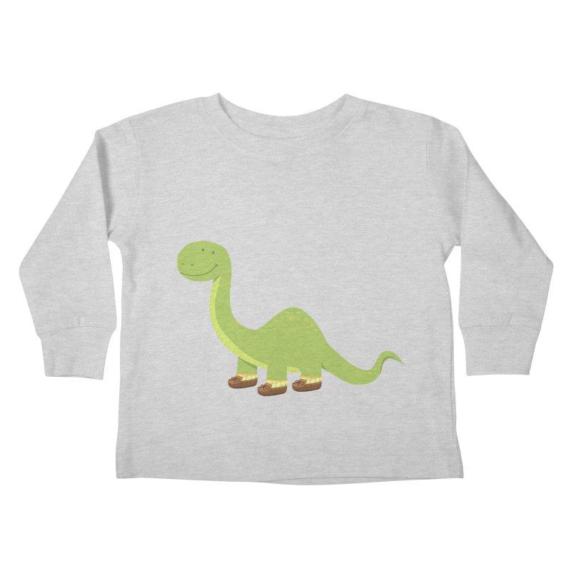 ApatoSHOErus! Kids Toddler Longsleeve T-Shirt by anishacreations's Artist Shop