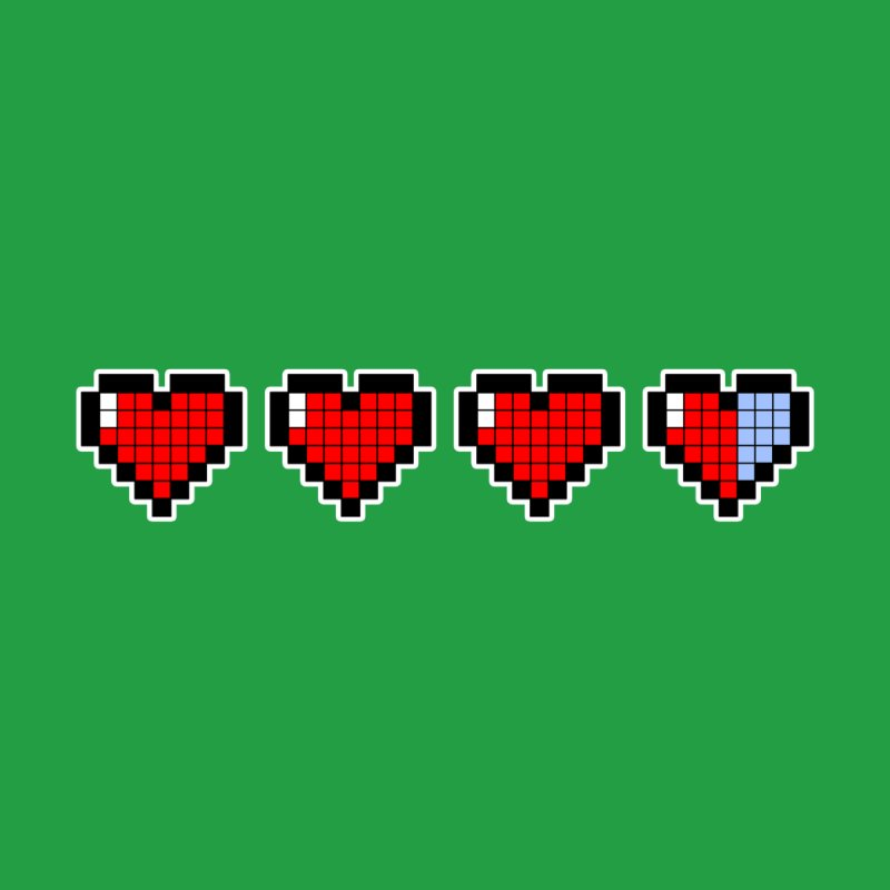 Pixel Hearts   by anishacreations's Artist Shop