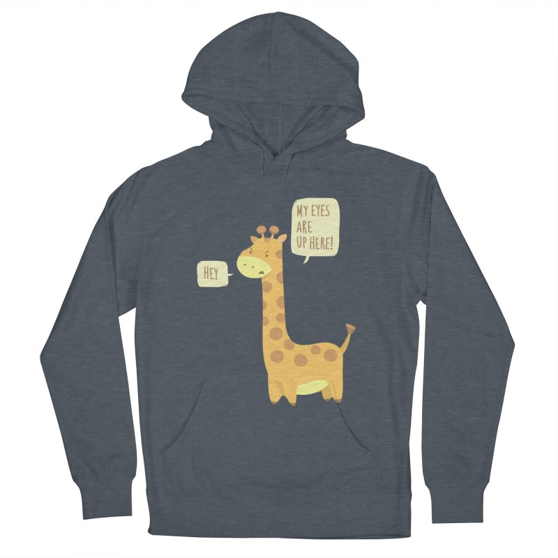 Giraffe Problems! Women's Pullover Hoody by anishacreations's Artist Shop