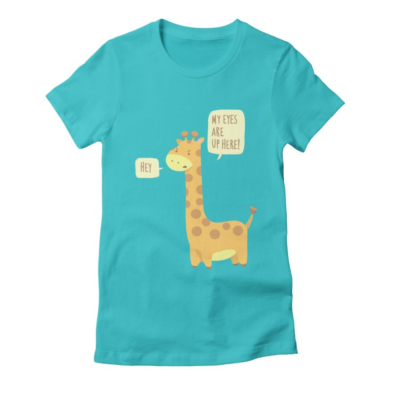Giraffe Problems!   by anishacreations's Artist Shop