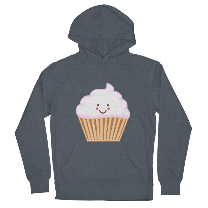 First, Cupcake! Men's Pullover Hoody by anishacreations's Artist Shop