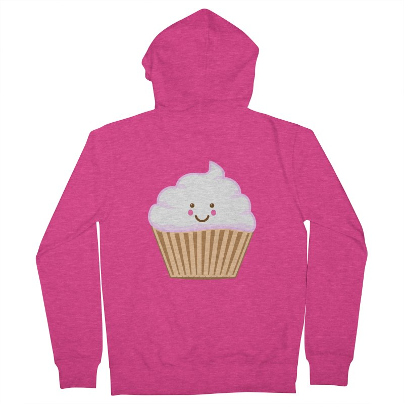 First, Cupcake! Women's Zip-Up Hoody by anishacreations's Artist Shop