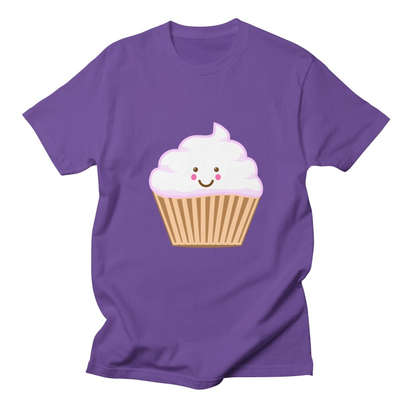 First, Cupcake! Men's T-Shirt by anishacreations's Artist Shop