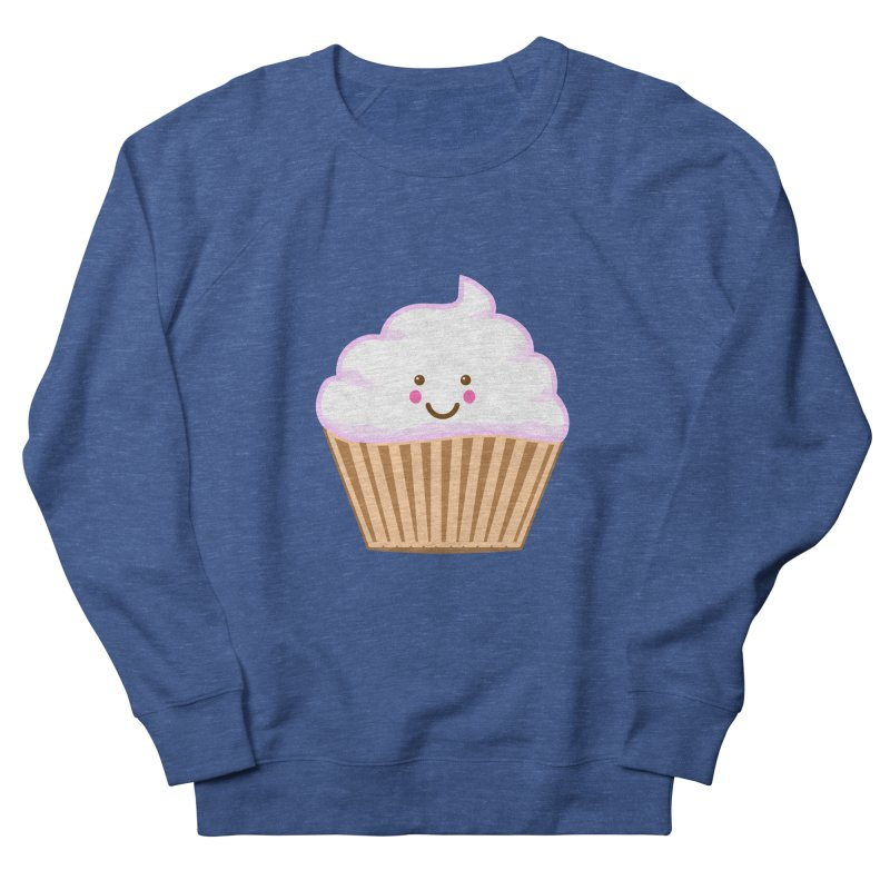 First, Cupcake! Men's Sweatshirt by anishacreations's Artist Shop