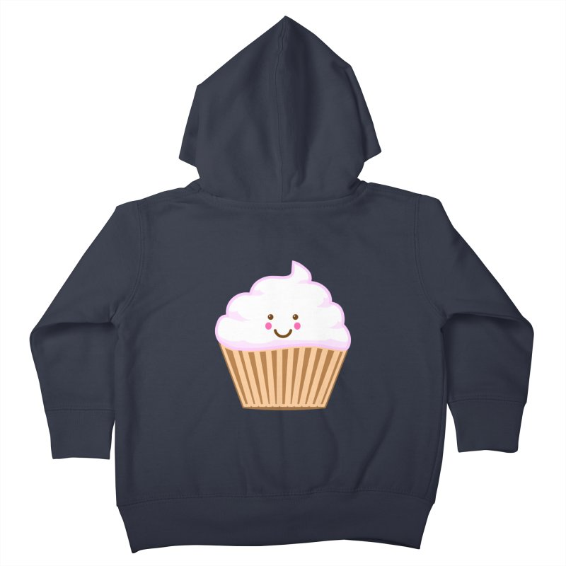 First, Cupcake! Kids Toddler Zip-Up Hoody by anishacreations's Artist Shop