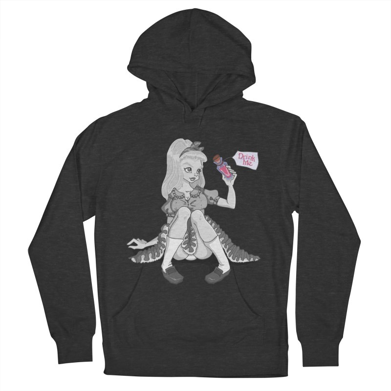 Alice Women's French Terry Pullover Hoody by anishacreations's Artist Shop