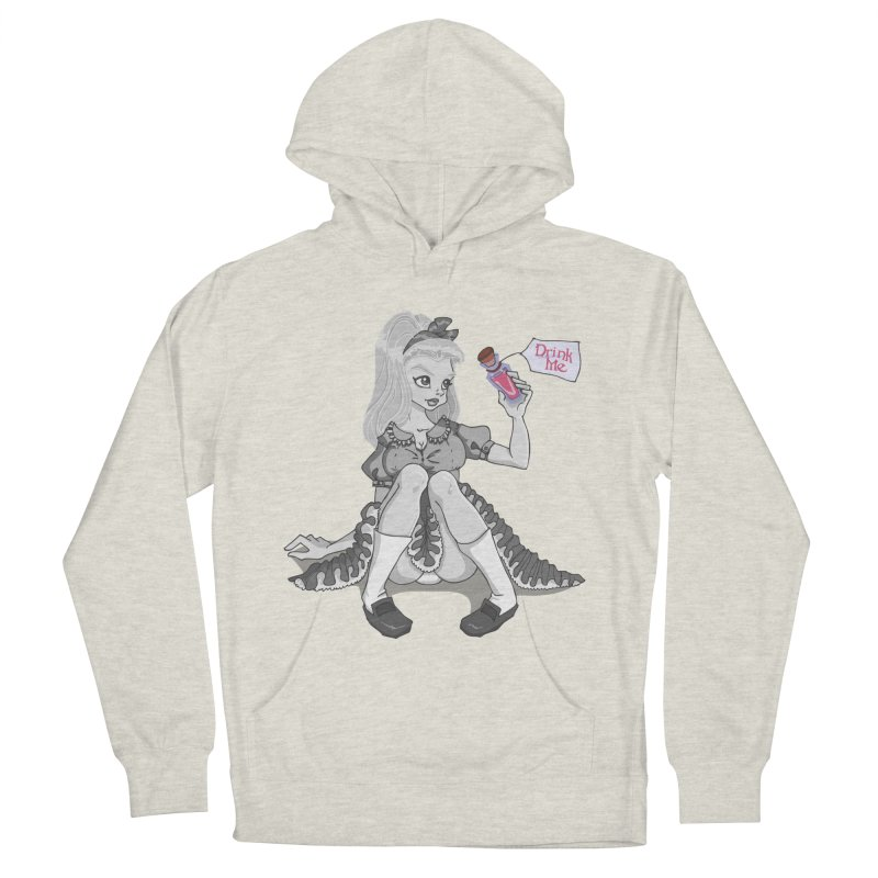 Alice Women's Pullover Hoody by anishacreations's Artist Shop