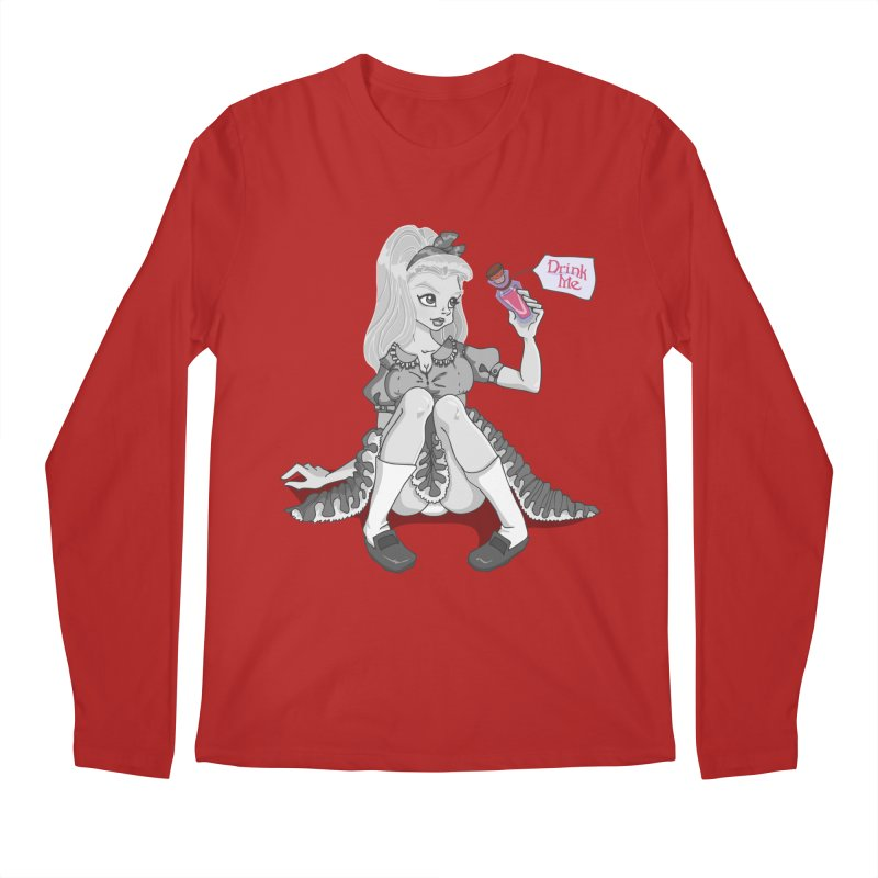 Alice Men's Longsleeve T-Shirt by anishacreations's Artist Shop