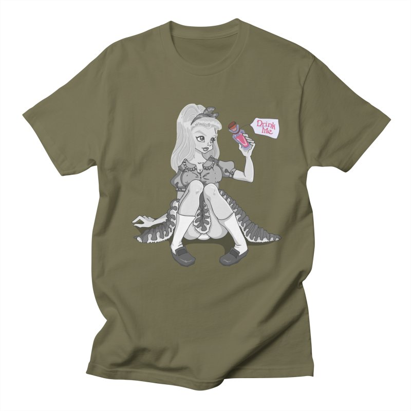 Alice Men's T-Shirt by anishacreations's Artist Shop