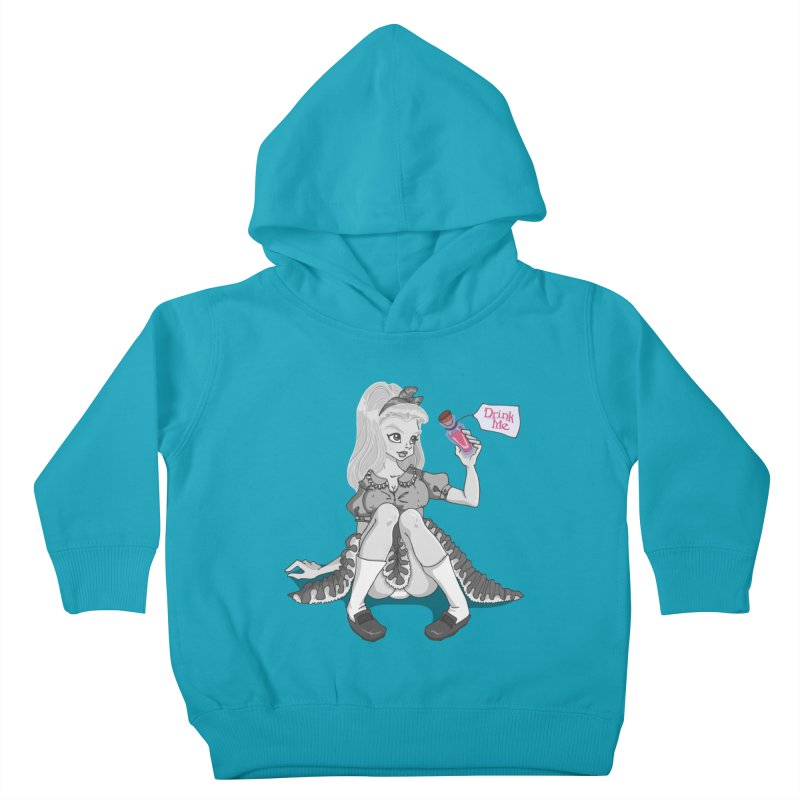 Alice Kids Toddler Pullover Hoody by anishacreations's Artist Shop